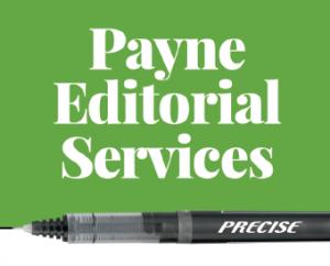 Payne Editorial
